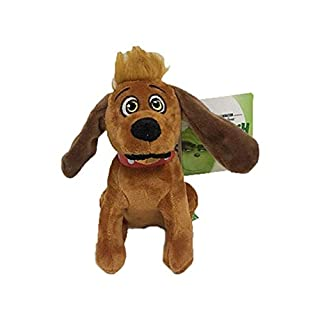 TOBABYFAT Christmas Doll How The Grinch Stole Stuffed Plush Toy Xmas Kids Gifts (Dog)