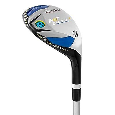 Tour Edge Golf Men's Hot Launch 2 Hybrid