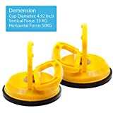 WFPOWER Yellow Suction Cup Dent Puller Handle