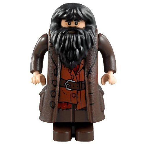 Lego Harry Potter: Rubeus Hagrid Minifigure