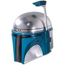 Rubie's Costume Star Wars Deluxe Injection Molded Adult Jango Fett Mask