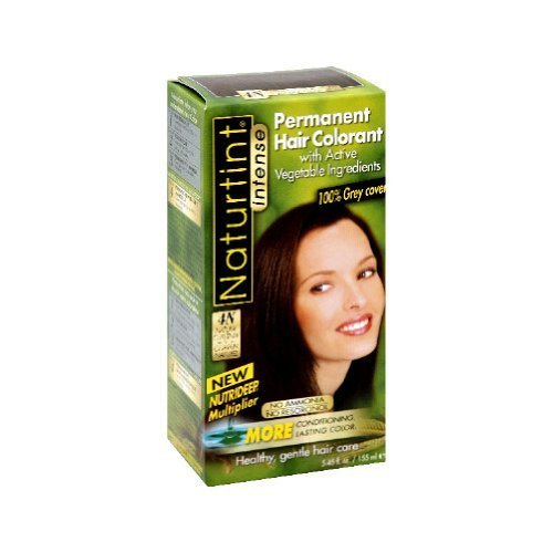 Natural Chestnut 4N 5.4 oz, Naturtint Hair Coloring (Best Natural Hair Dye Uk)