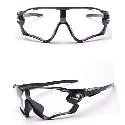 Lucoo New UV400 Lens sunglasses riding glasses outdoor sports mountain bike glasses - Mountain Bike Glasses