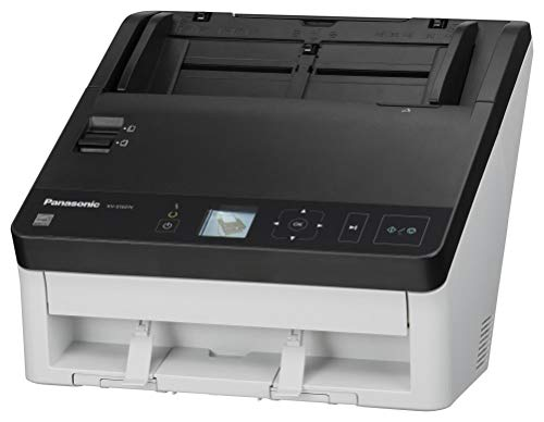 Panasonic KV-S1027C-MKII Document Scanner (New, Manufacturer Direct, 3 Year Warranty, 45 PPM, 100 ADF) by SCANNERSUSA