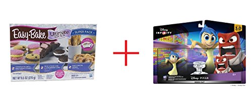 easy-bake-oven-refill-mix-super-pack-10-mixes-and-disney-infinity-30-edition-disney-pixars-inside-ou