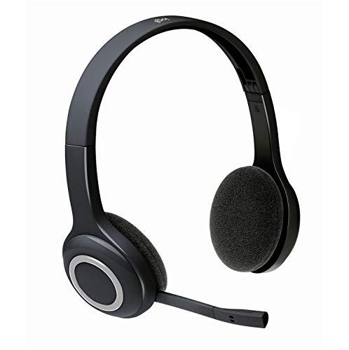 🥇 Logitech H600 Auriculares Inalámbrico
