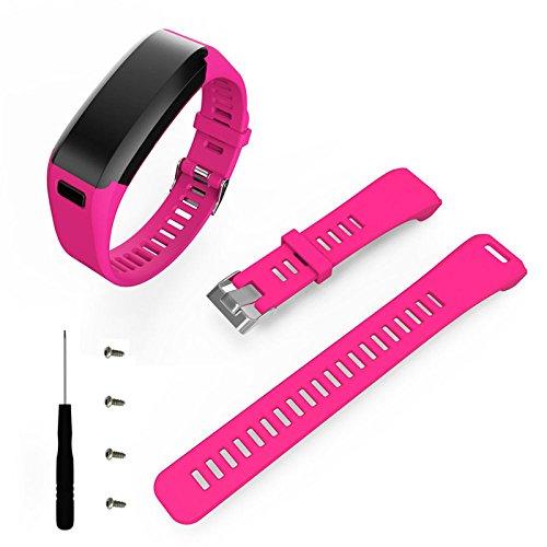 Malla para reloj  Garmin Vivosmart HR (rosa)