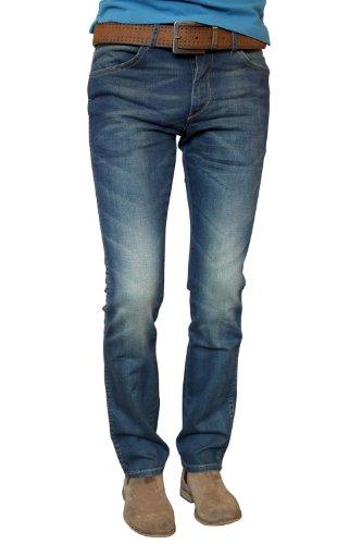 WRANGLER - Jeans Slim - Homme - Jean Slim bleu Broke Down Vegas - 30|32