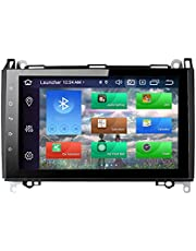 "Voor Mercedes-Benz W169 W245 B160 B170 B180 B200 W639 Vito Viano W906 Sprinter VW Crafter Android 10 Octa Core 4 GB RAM 128 GB ROM 9""Autoradio Stereo GPS Navigator Auto Auto Spelen TPMS OBD WiFi DAB"
