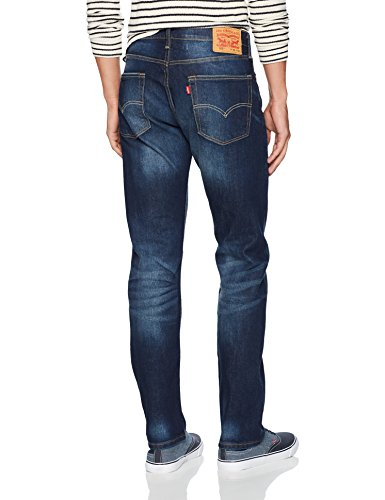 Levi's Men's 513 Slim Straight Jean, Ducky Boy – Stretch 34 32