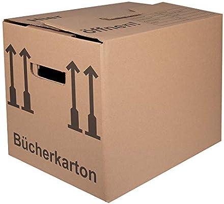 900 Cajas de libro Estándar 400 x 330 x 340 mm Libros Caja Caja De ...