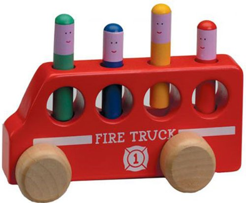 The Original Toy Company Pop Up Fire Truck by The Original Toy Company