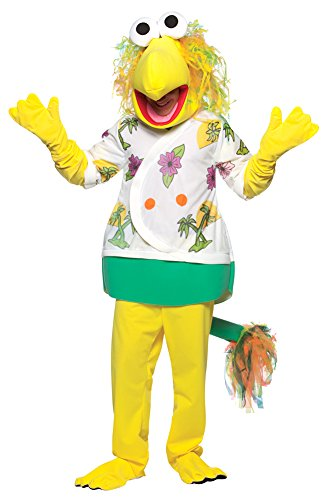 Halloween Costumes Item - Fraggle Rock Wembly Adult