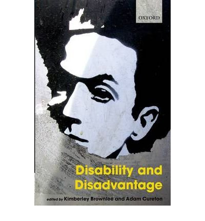 [ Disability and Disadvantage By Brownlee, Kimberley ( Author ) Paperback 2011 ] pdf