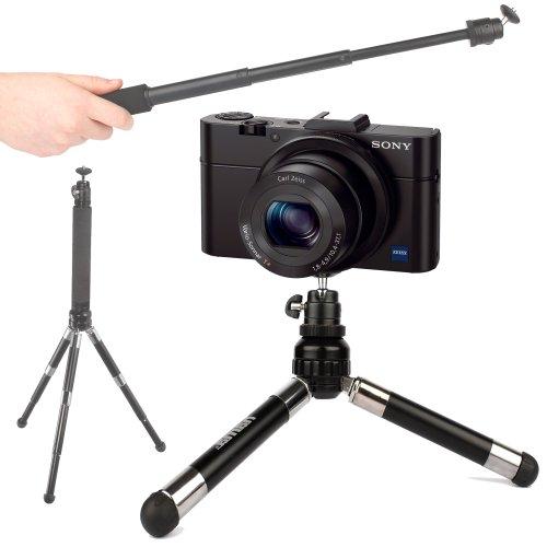 出门在外怎么可以没有一架性能高的Digital Camera在手?那么【SONY RX100iii Compact Digital Camera】,绝对是个好选择!