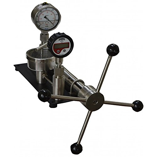 Ace Instruments Ins-AI-PCAL1 Table Top Pressure Calibrator Along with Calibration Certificate