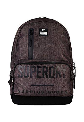 Superdry Herren Surplus Goods Multizip Montana Rucksack, 30.0x45.0x15.0 cm