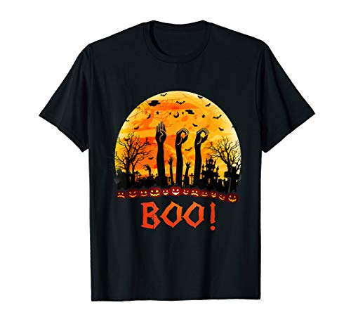 Sign Language For Halloween Costumes - Funny Boo ASL Deaf Pride Sign