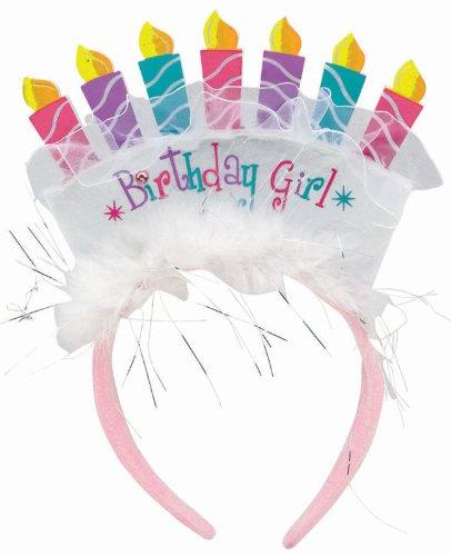 Birthday Girl Tiara Party Accessory