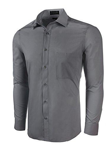 dress shirts tailored fit - 9