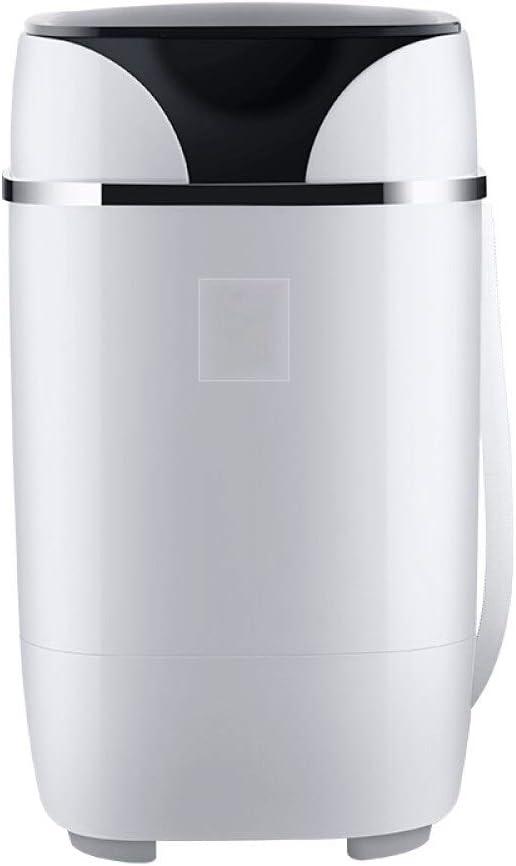 Lavadora 3,5 kg Semi-automático Mini Azul de Lavado de Acero esterilización de la máquina de ozono Inoxidable pequeño bebé rodeados de Agua, la Serie: 4,5 kg de Alta Capacidad monocular BLU-Ray