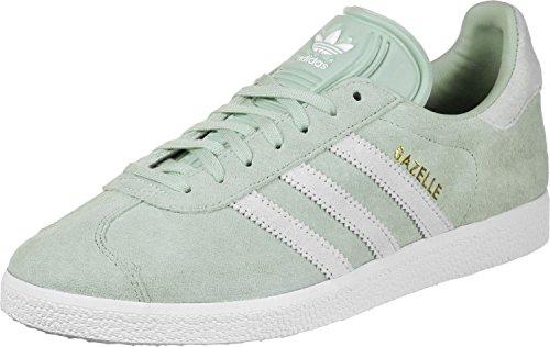 size Shoes white W Gazelle 36 adidas grey green zYwT7vpq
