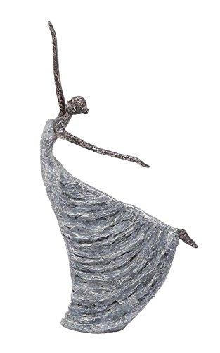 Deco 79 Polystone Dancer D cor, 12 W 21 H