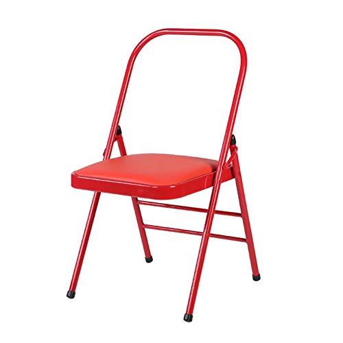 Amazon.com: XUERUI Folding Chairs Friends of Meditation ...