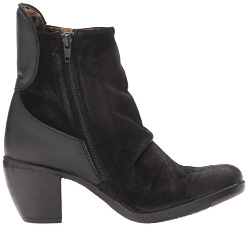 Hota125fly Botines London Fly Para Negro Mujer black 000 g1wCq