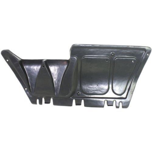 Go-Parts » 1998-2005 Volkswagen Beetle Engine Splash Shield Replacement 1J0 825 237 P VW1228100 ()