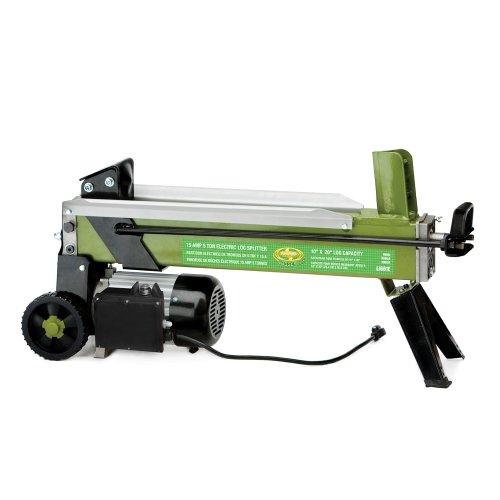 Sun Joe LJ601E Logger Joe 15 AMP 5 Ton Electric Log Splitter by Snow Joe