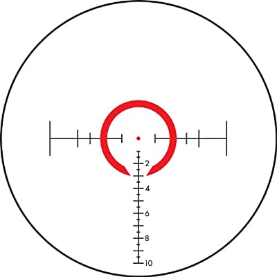 Bushnell Elite Tactical Illuminated BTR 2 SFP Reticle SMRS Riflescope, 1-6.5x24mm from Bushnell