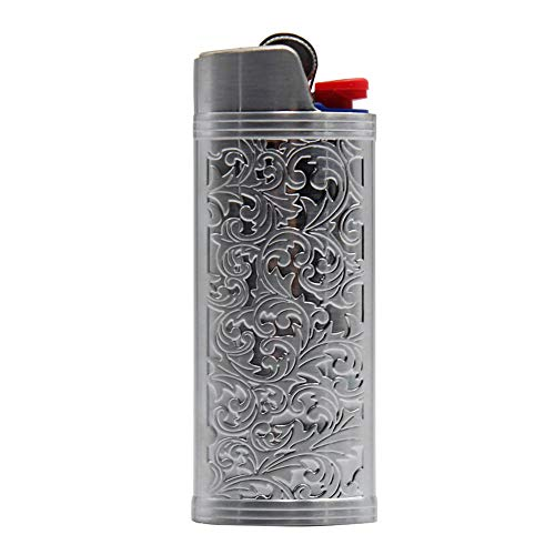 Lucklybestseller Metal Lighter Case