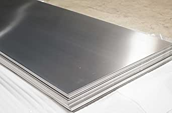 2 Pieces Of 304 Stainless Steel Sheets 24ga 48 Quot X 96 Quot 4