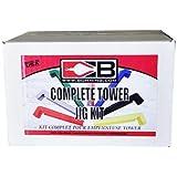 Bohning Complete Tower Jig Kit, Black