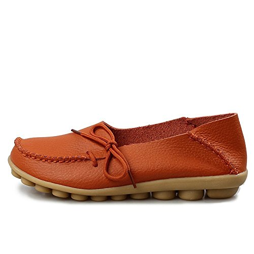 century-star-womens-casual-cowhide-leather-lace-up-slip-on-moccasin-loafer-flats-orange-9-bm-us