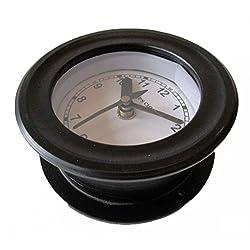 Brass Blessing SHIP'S Nautical Clock – Marine WALL Clock – Aluminium - Boat/Maritime/Naval (5011C)