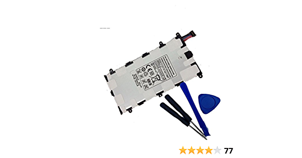 Galaxy Tab P3100 Galaxy Tab P3110 Replacement for Nextbook AA1BC20o//T-B Galaxy Tab 7.0 Plus AA1C426bS//T-B SP4960C3B Rechargeable Battery for Samsung Galaxy Tab 7.0