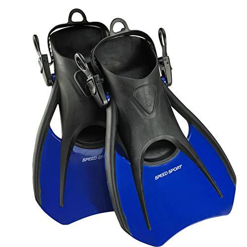 Phantom Aquatics Snorkeling Diving Fins - Open