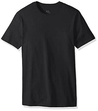 Armani Exchange T-Shirts For Men, Charcoal 8NZT74ZJA5Z3903-3903-M M