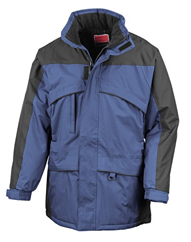 A-Seneca RT98 Hi-Activity Winter Jacket Waterproof, Windproof Royal - Black
