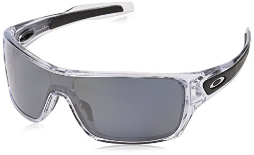 Oakley Men's Turbine Rotor Polarized Iridium Rectangular for sale  Delivered anywhere in Canada