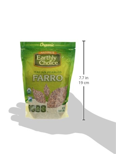 Natures Earthly Choice Organic Farro, 14 oz