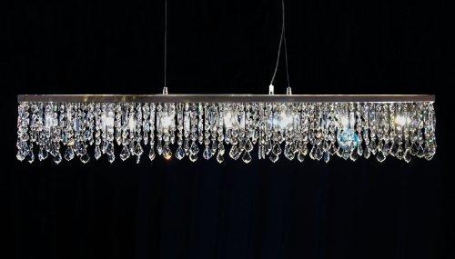Charming Pendelleuchte Crystallo Gefertigt Mit SPECTRA® Crystal Von Swarovski Nice Look