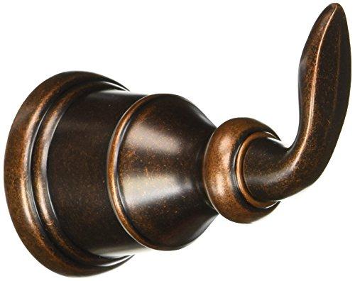 Kwikset 082AVB 501 RB HK Pfister 90820-013 Avalon Robe Hook, Rustic (Avalon Series Spas)