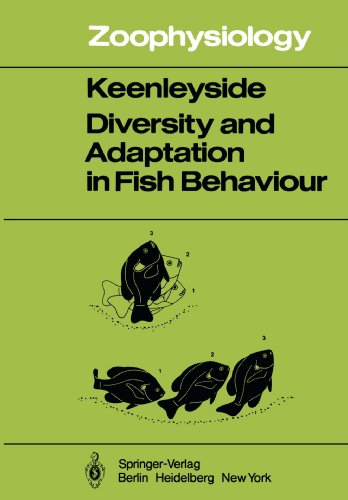 Diversity and Adaptation in Fish Behaviour (Zoophysiology)