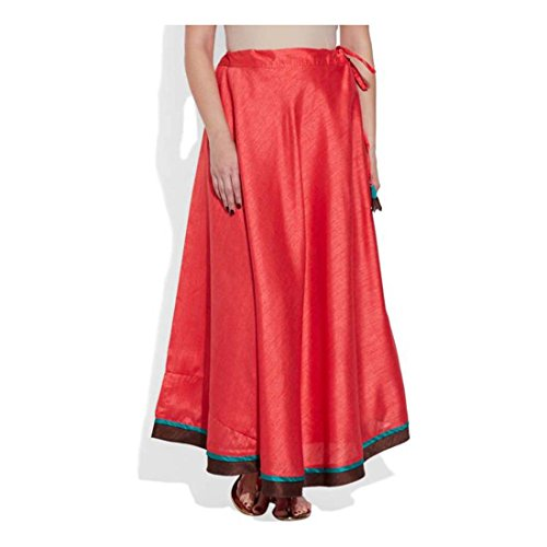 Very Pleated Pink Women's Me Skirt Solid UZw74qf