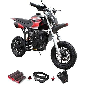 Amazon.com: X-Pro - Mini moto de 4 tiempos para niños, 40 cc ...