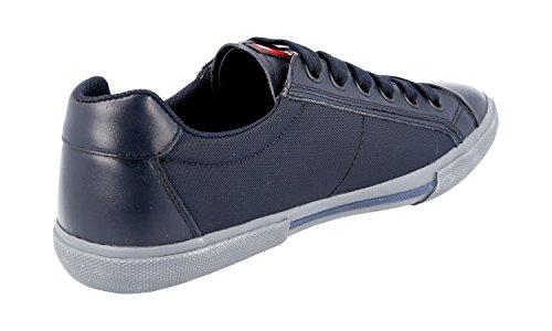 Sneaker In Pelle Prada Mens 4e3028