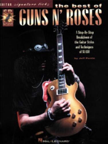 The Best of Guns N' Roses (Guns N Roses Sweet Child Of Mine Tab)